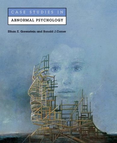Case Studies in Abnormal Psychology  4th 2001 edition cover