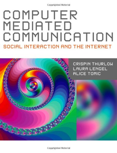 Computer Mediated Communication   2004 edition cover