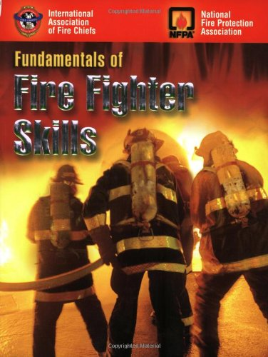 Fundamentals of Fire Fighter Skills  N/A edition cover