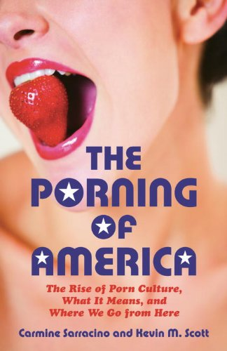 Porning of America The Rise of Porn Culture, What It Means, and Where We Go from Here  2010 edition cover