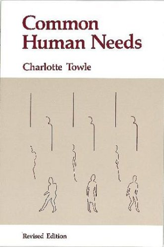 Common Human Needs  Revised edition cover