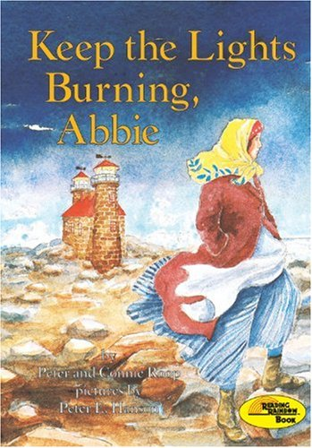 Keep the Lights Burning, Abbie   1985 edition cover