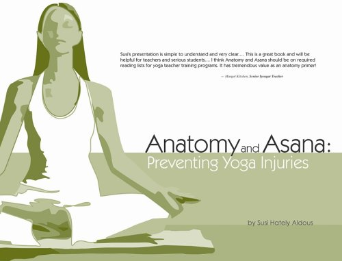 Anatomy and Asana Preventing Yoga Injuries  2006 edition cover