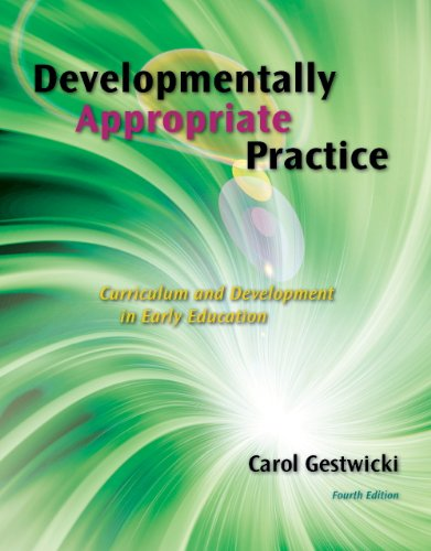 Developmentally Appropriate Practice  4th 2011 edition cover