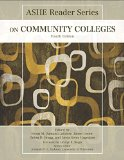 ASHE Reader on Community Colleges  4th 2015 edition cover