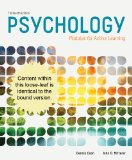 Cengage Advantage Books: Psychology Modules for Active Learning 13th 2015 edition cover