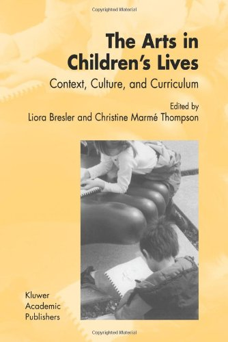 Arts in Children's Lives Context, Culture, and Curriculum  2002 edition cover