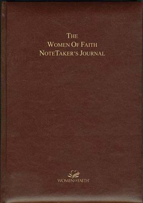 Women of Faith Notetaker's Journal   2003 9781404100541 Front Cover