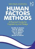 Human Factors Methods A Practical Guide for Engineering and Design 2nd 2013 (Revised) edition cover