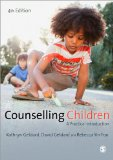 Counselling Children A Practical Introduction 4th 2013 edition cover