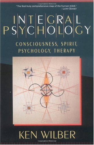 Integral Psychology   2000 edition cover