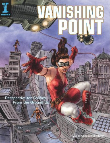 Vanishing Point Perspective for Comics from the Ground Up  2007 edition cover