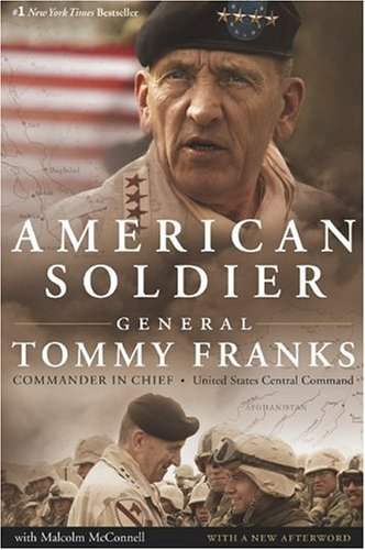American Soldier   2005 9780060779542 Front Cover