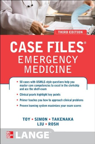 Emergency Medicine  3rd 2013 edition cover