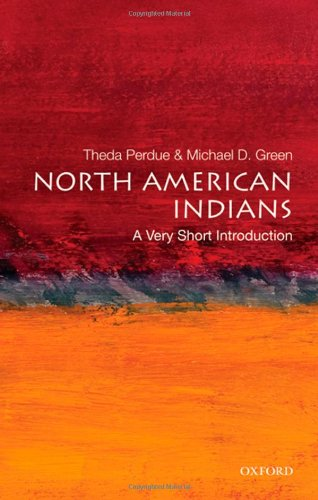 North American Indians   2010 edition cover