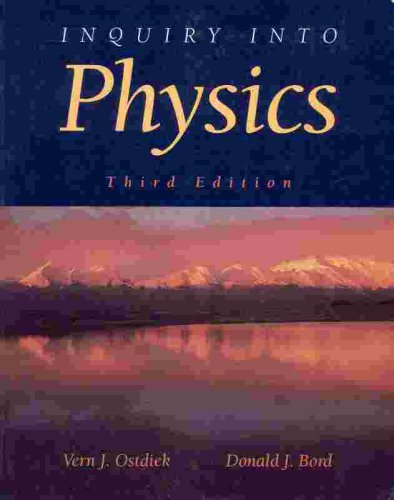 Inquiry into Physics  3rd 1995 edition cover