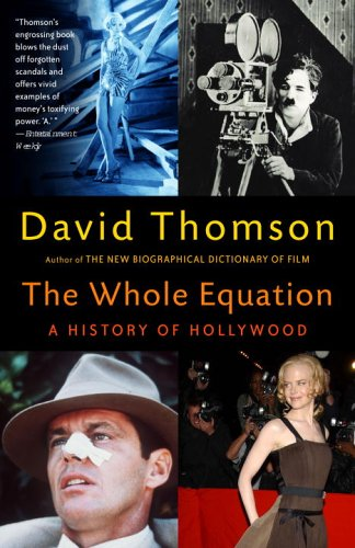Whole Equation A History of Hollywood  2006 edition cover