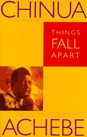 Things Fall Apart A Novel N/A 9780385474542 Front Cover