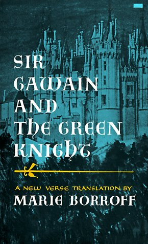 Sir Gawain and the Green Knight : A Stylistic and Metrical Study 1st edition cover