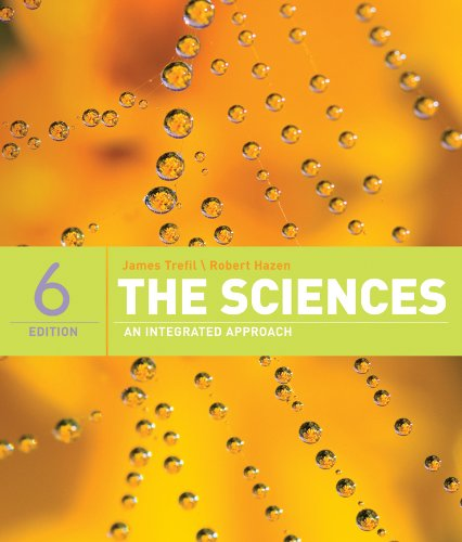 Sciences An Integrated Approach 6th 2010 edition cover