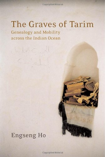 Graves of Tarim Genealogy and Mobility Across the Indian Ocean  2006 edition cover