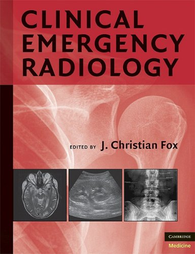 Clinical Emergency Radiology   2008 9780521870542 Front Cover