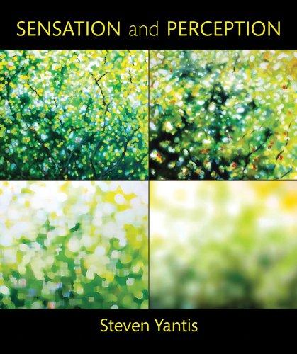 Sensation and Perception   2014 edition cover