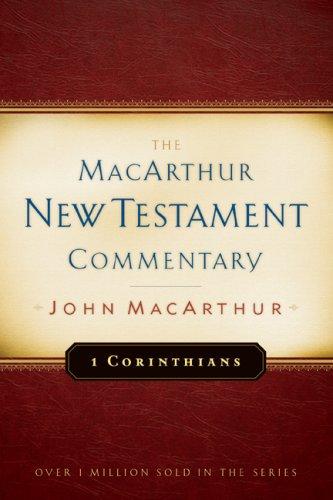 1 Corinthians  N/A 9780802407542 Front Cover