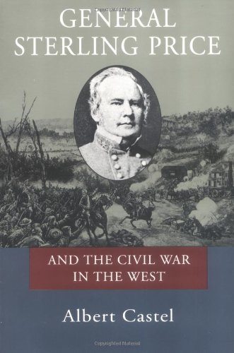 General Sterling Price and the Civil War in the West   1968 edition cover