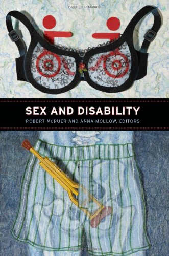 Sex and Disability   2012 edition cover