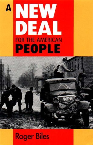 New Deal for the American People  N/A edition cover