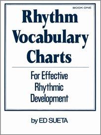 RHYTHM VOCABULARY CHARTS F/EFF N/A edition cover