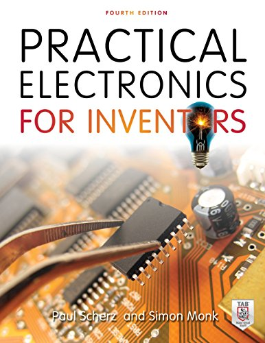 Practical Electronics for Inventors  4th 2016 9781259587542 Front Cover