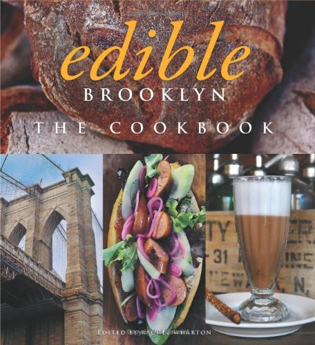 Edible - Brooklyn   2011 9781402785542 Front Cover
