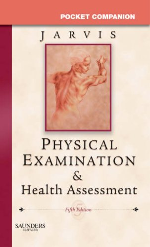 Physical Examination and Health Assessment  5th 2007 edition cover