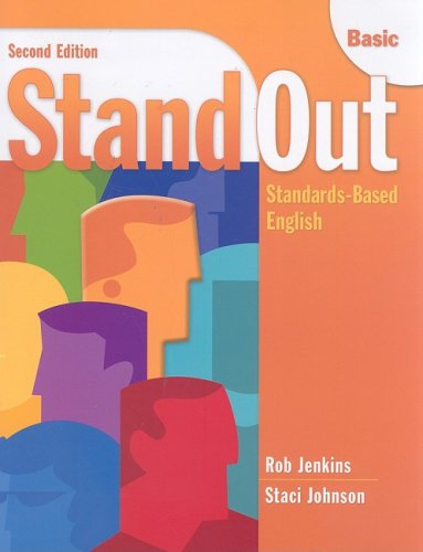 Stand Out Basic Standards-Based English 2nd 2007 9781424002542 Front Cover