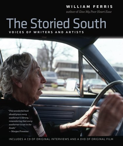 Storied South Voices of Writers and Artists  2013 edition cover