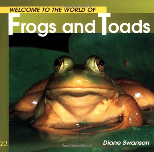 Frogs and Toads   2002 9781552853542 Front Cover