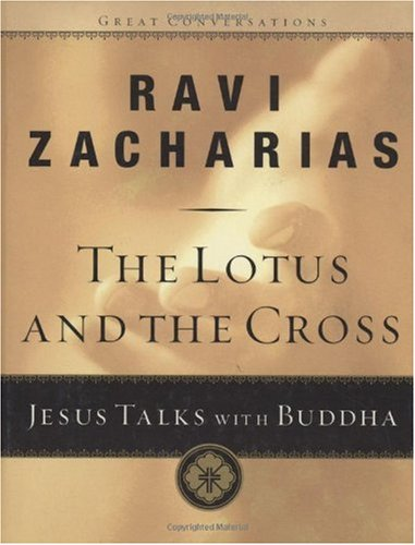 Lotus and the Cross Jesus Talks with Buddha  2001 edition cover