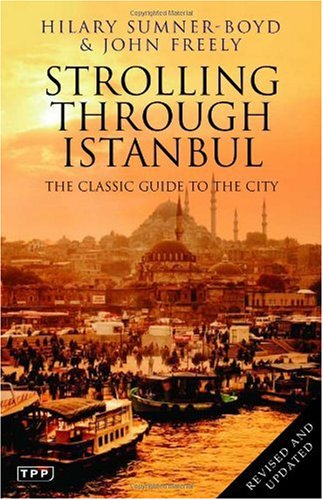 Strolling Through Istanbul The Classic Guide to the City  2009 edition cover