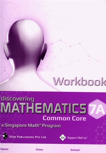 DISCOVERING MATHEMATICS 7A-WOR N/A edition cover