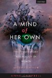 Mind of Her Own The Evolutionary Psychology of Women 2nd 2013 edition cover
