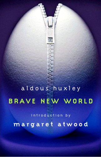 Brave New World  2007 9780307356543 Front Cover