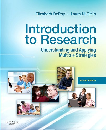 Introduction to Research Understanding and Applying Multiple Strategies 4th 2010 edition cover