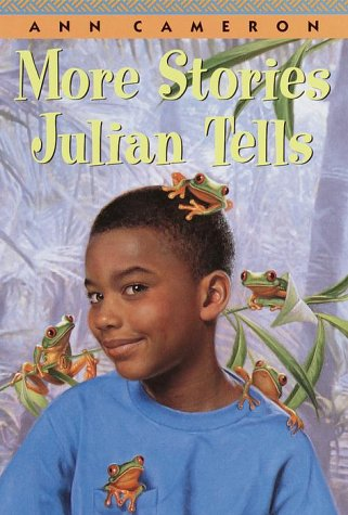 More Stories Julian Tells   1998 (Reprint) 9780394824543 Front Cover