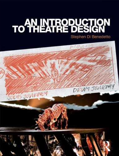 Introduction to Theatre Design   2012 edition cover