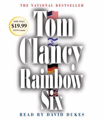 Rainbow Six:  2012 edition cover