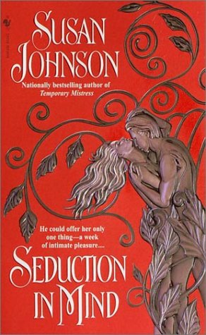 Seduction in Mind A Novel  2001 9780553582543 Front Cover