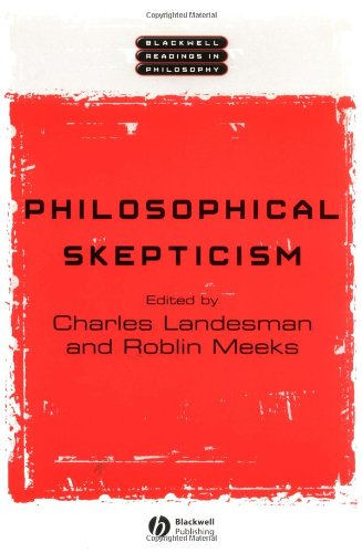 Philosophical Skepticism   2002 edition cover