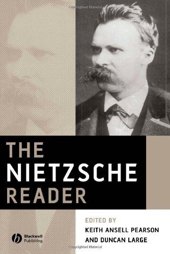 Nietzsche Reader   2006 (Revised) edition cover